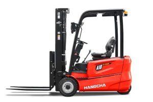 Elektryczny wózek widłowy Hangcha