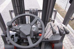 Chiński wózek widłowy Hangcha