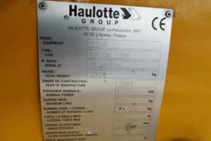 Haulotte Star 12
