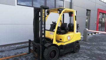 Używany wózek widłowy Hyster H3.0FT