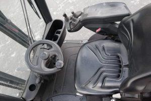 Używany wózek widłowy Linde H16T-01